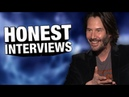 Keanu Reeves Admits The Matrix is Real?! (Honest Interview)