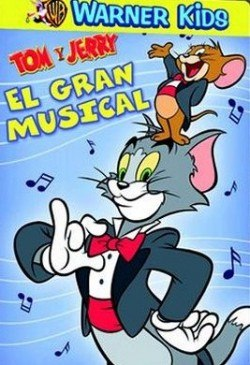 Ver Tom y Jerry: El gran musical (2010) Online