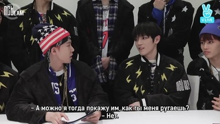 [РУС.СУБ] 2017 Global V LIVE TOP-10 - NCT 127