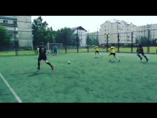 Лучший гол первого круга Бийской лиги АКАМФ чемпионата Алтайского края по летнему мини-футболу