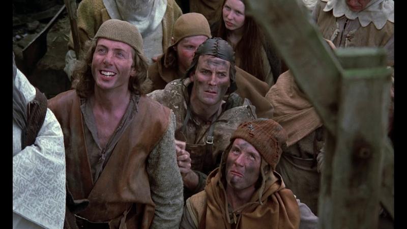 Казнь ведьмы. Монти Пайтон и священный Грааль (1975)