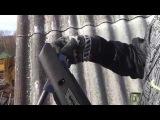 Hatsan Striker (Хатсан Страйкер) 1000s стрельба по различным предметам