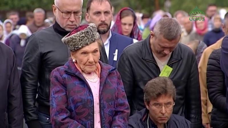 В селе Годеново отпраздновали 595-ю годовщину явления уникальной святыни - Животворящего Креста