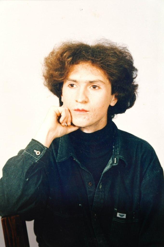 Геннадий Тахтабаев портрет