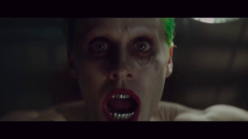 Джокер Супер клип Harley Quinn and The Joker Faded 1080HD