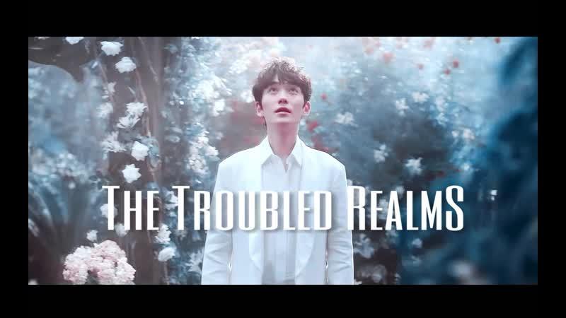 • Fan-made l• Е Цзун • Чжу Илун • Нарцисс • l• 《The Troubled Realms》 •l рус.саб