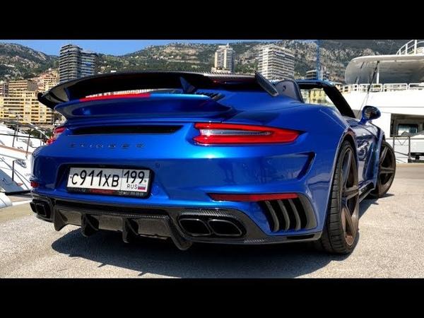 LA MEILLEURE Porsche Turbo S TOPCAR la fait!