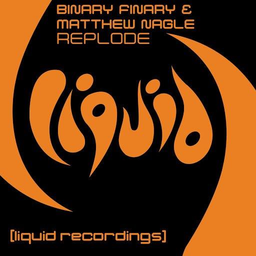 Binary Finary альбом Replode