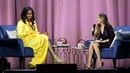 Michelle Obama's Gold Thigh High Boots Retail for $4,000