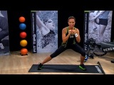 How to do a perfect ... inner/outer thigh exercise | Herbalife Fit Tips with Samantha Clayton