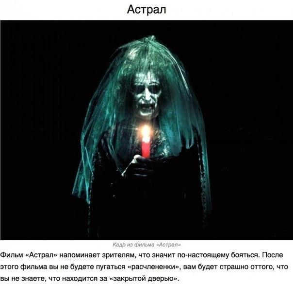 10 фильмов ужасов