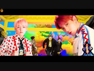 [GW] BTS - IDOL (feat Nicki Minaj) [рус.саб]
