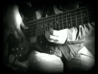 Соло на бас гитаре