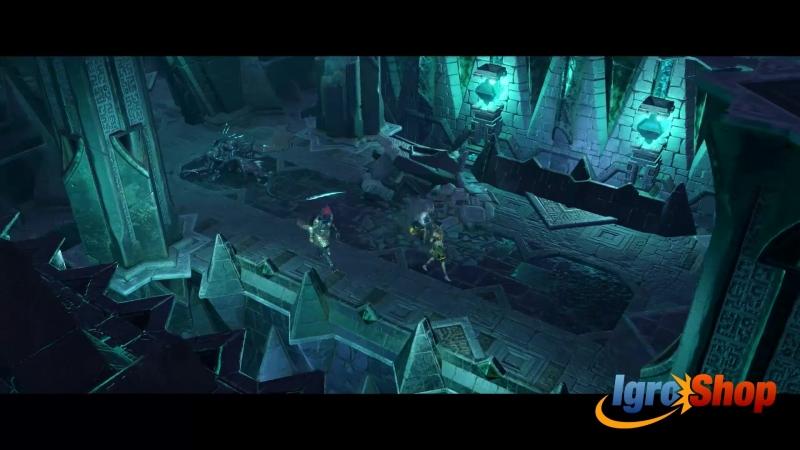 Divinity Original Sin 2 - E3 Trailer.mp4