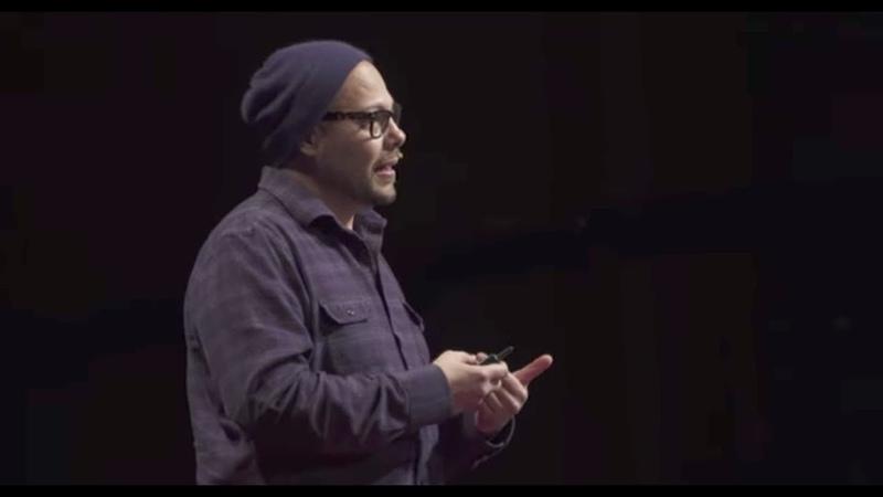 Travel More Buy Less. | Luis Vargas | TEDxPortland