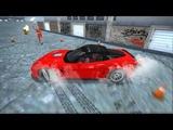 Sport Car Corvette Corvette driving simulator #2