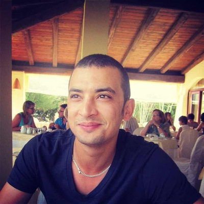 Samir Jabri, 23 июля , Москва, id216950450