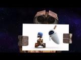 WALL-E \ ВАЛЛ-И подборка короткометражек