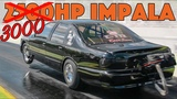Sick Sedan - Rick Wetherbee's Twin Turbo Impala SS