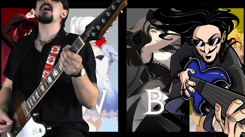 RWBY This Will Be The Day Epic Rock Cover/Remix