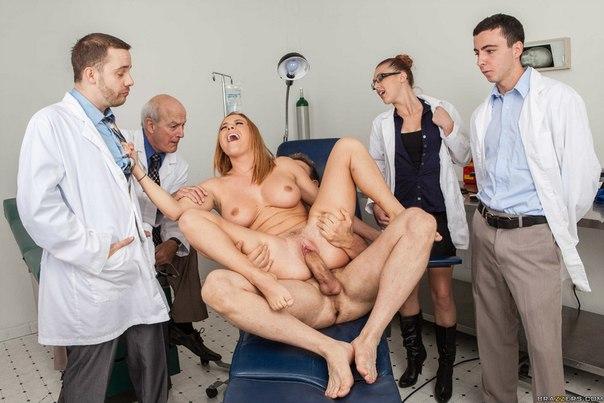 Порно фото медсестры и пациенты