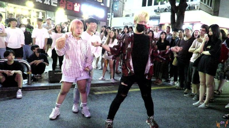 2018.06.30 댄스팀 레드크루(redcrew) - Kill Bill 홍대앞 걷고싶은거리 연합 버스킹