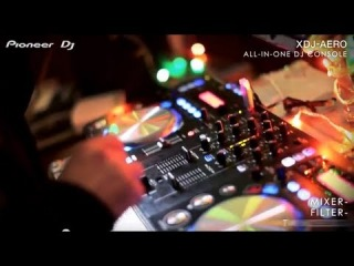 XDJ-Aero High Tech House Parties