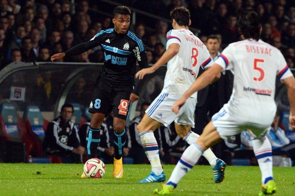 Olympique Lyonnais - Olympique de Marseille (1-0)