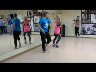 Denis& Marina timba, musicality Solo+partnerwork. Barnaul