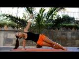 Как укрепить мышцы пресса и спины? Йога-упражнения для мышц пресса, груди, рук и спины