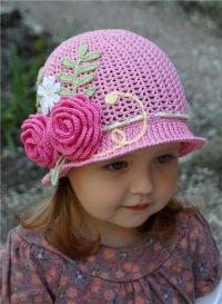 Вязаные шапочки для малышей (модели с описанием) .  Подписка на Вязание спицами, крючком, уроки вязания Лента...