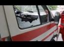 Мариуполь 09.05.2014. Машина Скорой Помощи, которую расстреляли фашисты (18) (©Luxeon)