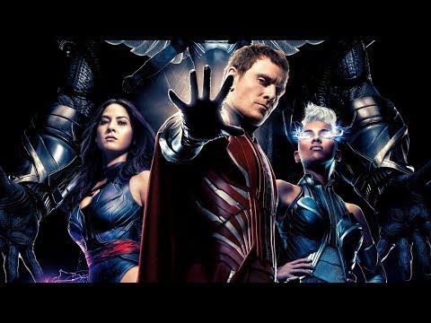 новые боевики 2018 Люди Икс: Апокалипсис Полные фильмы HD приключенческие фильмы