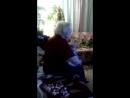 Илюша с прабабушкой;)
