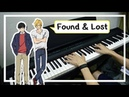 Banana Fish OP - found lost by Survive Said The Prophet (piano cover)
