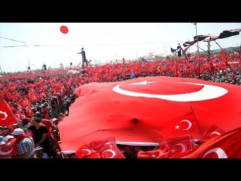 Türkler Eğilmez! Ölür Yenilmez! - 2018 Yeni Vatan Şarkısı