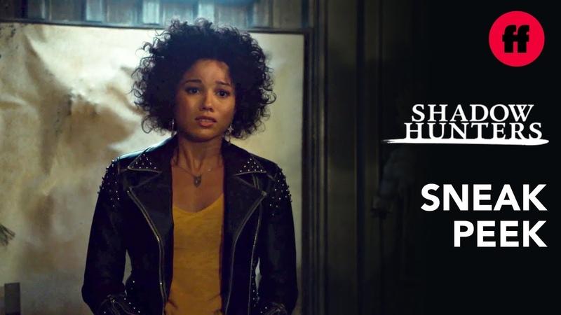 Shadowhunters Season 3, Episode 14 | Sneak Peek Maia And Jordan Are Trapped | Freeform