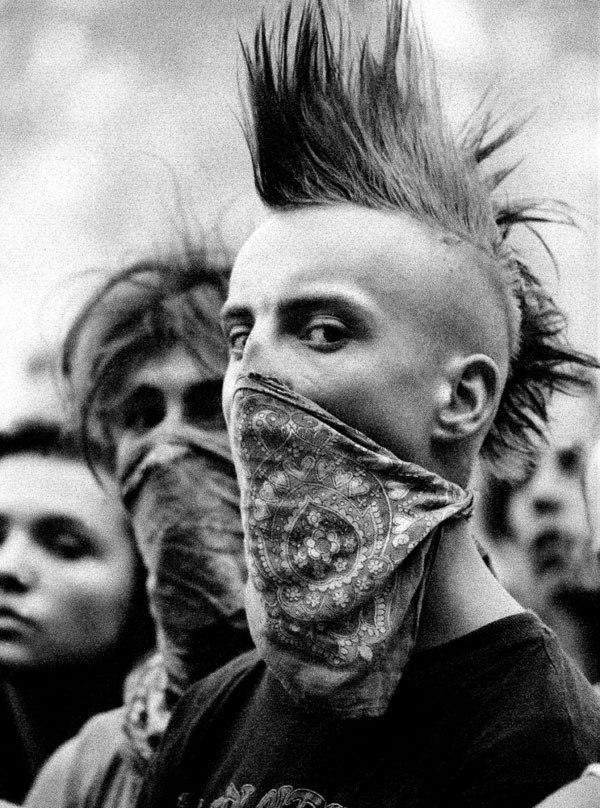 Панк о субкультуре