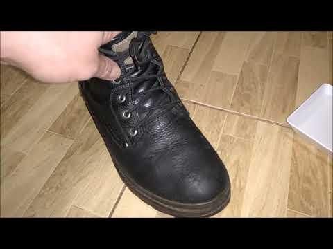 как отмыть обувь от солизима - реагентыНовая Жизнь