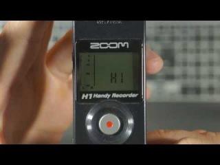 Обновление прошивки Zoom H1