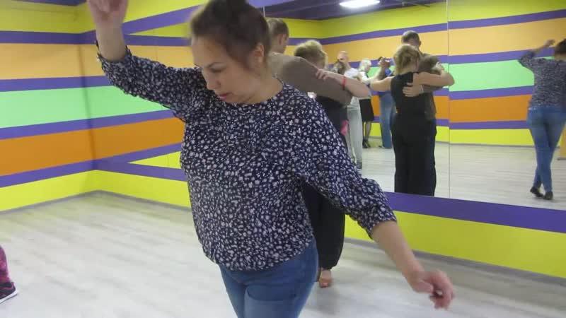 Занятия в танцшколе Dance Life танго аргентино 11 11 18 MVI 2258