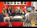 Sat 1 Frühstücksfernsehen mit Al Walser und Familie Drews Teil 1