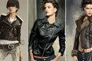 Молодежные Кожаные Куртки