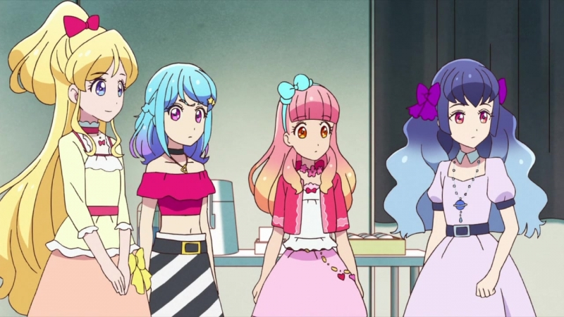 Aikatsu Friends! Episode 24 (RAW)