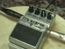 FPE-TV Digitech The Weapon - Sitar Sound Effect
