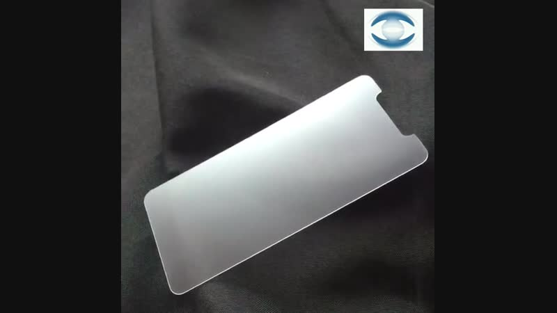Premium iPhone XS matte finish anti glare tempered glass screen protector