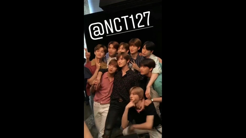 180622 NCT127 BUILD Series IG