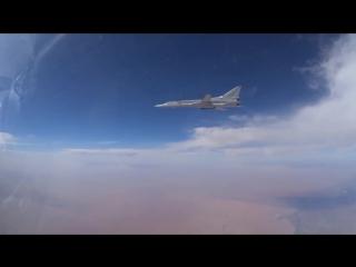 ВКС РФ нанесли удар по позициям террористов ИГ в Сирии