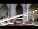 Тулуза Монастырь Якобинцев Современное искусство в монастыре