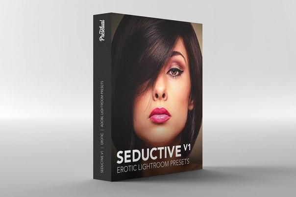 Пресет Сборник Seductive v1 качественных пресетов для lightroom